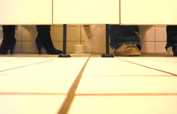 Unisex Toilette  Foto: Kurt Löwenstein Educational Center International Team CC BY 2.0