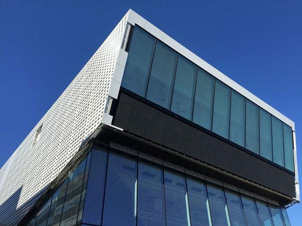Architektur DFB Museum Foto: Lucas Kaufmann Lizenz: CC BY-SA 4.0