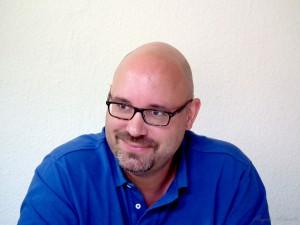 Thomas Reinke tritt für 5 Parteien als OB-Kandidat in Herne an (Foto: Angela Aßmuth)