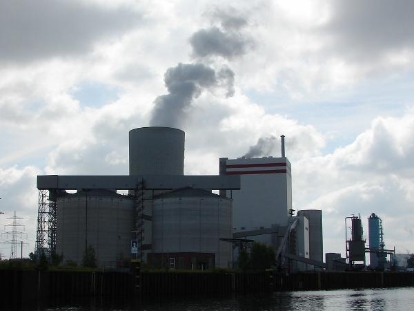 Im Jahre 2014 lief das Kraftwerk in Lünen mit einer Auslastung von rund 80%. Foto: Robin Patzwaldt