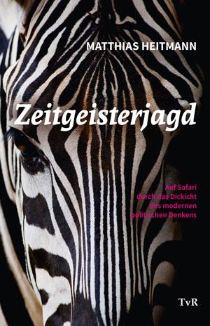 Matthias Heitmann - Zeitgeisterjagd - cover
