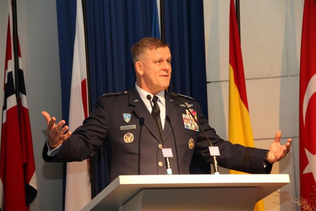 General Frank Gorenc (Bild: JAPCC)