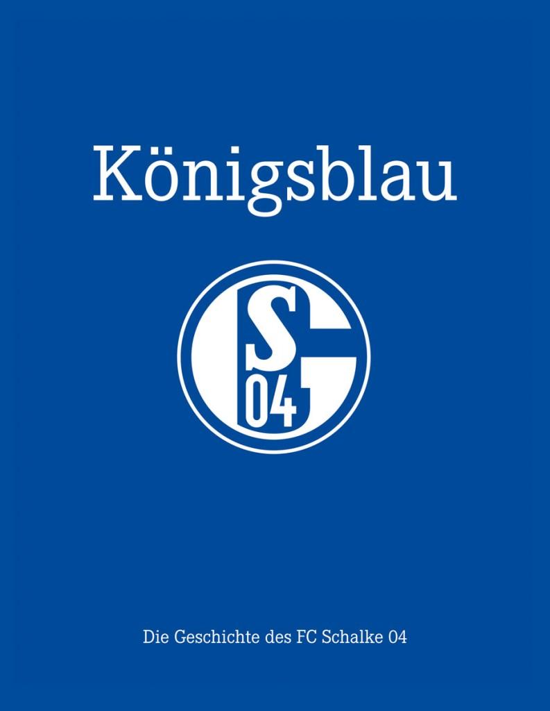 Königsblau Buch Cover