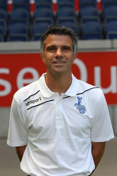 Gino Lettieri. Foto: MSV Duisburg
