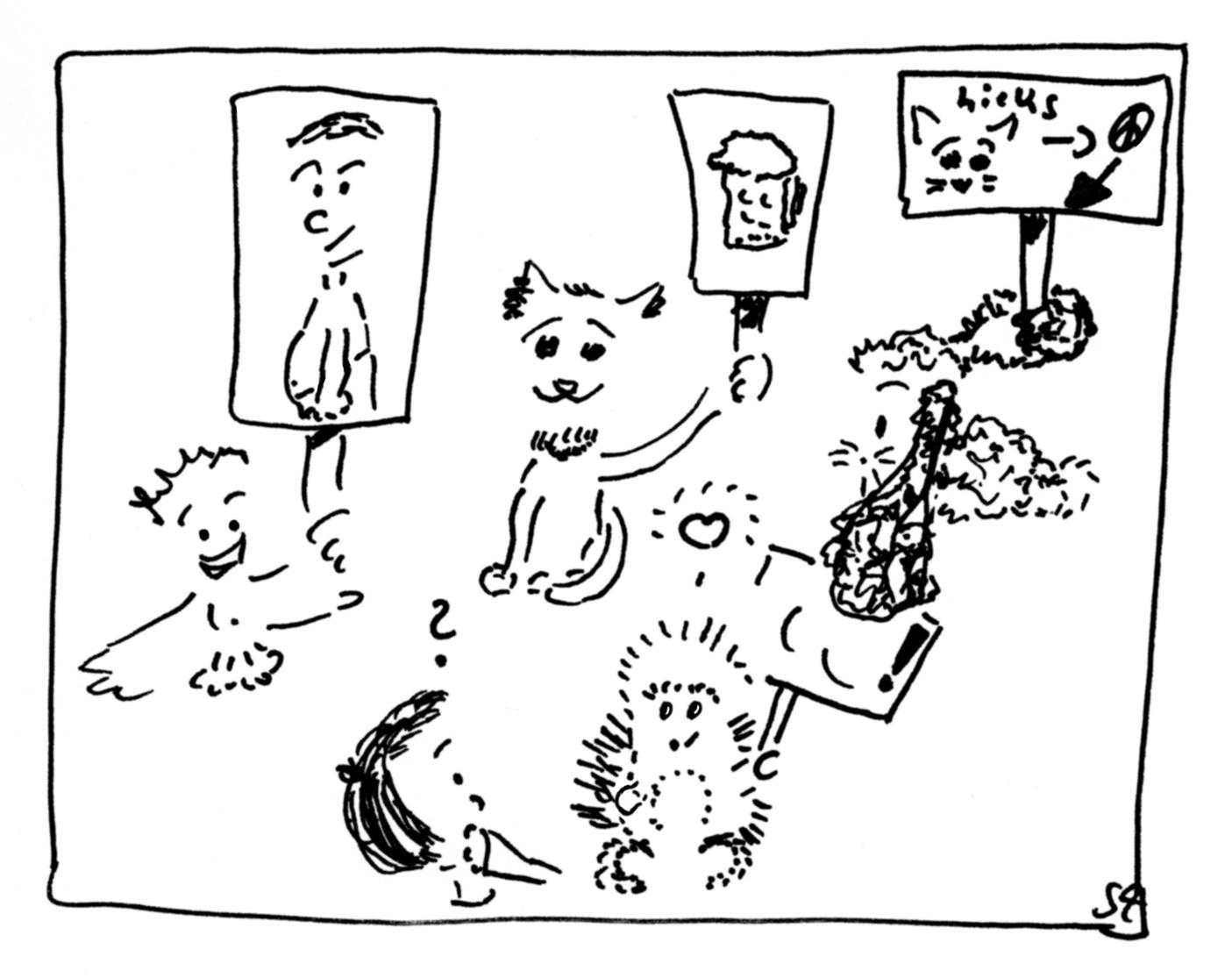 comicfigurenfürkassierer