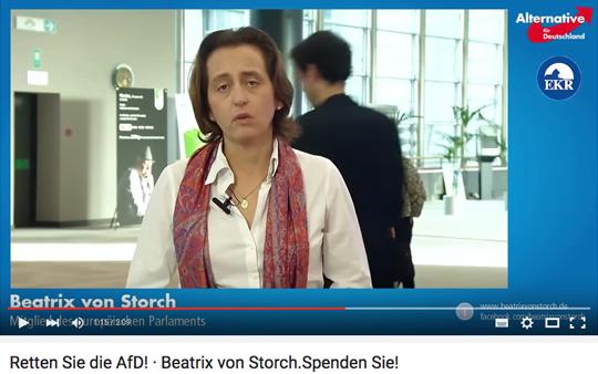 AfD-Beatrix Storch
