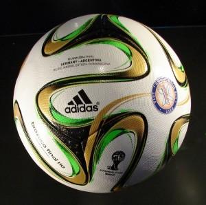 Im DFB-Fußballmuseum. Foto: Robin Patzwaldt