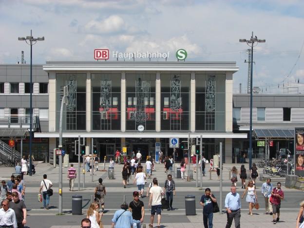 Der Bahnhof in Dortmund. Foto: Robin Patzwaldt