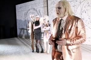 Geächtet am Schauspiel Dortmund (Foto: Birgit Hupfeld)