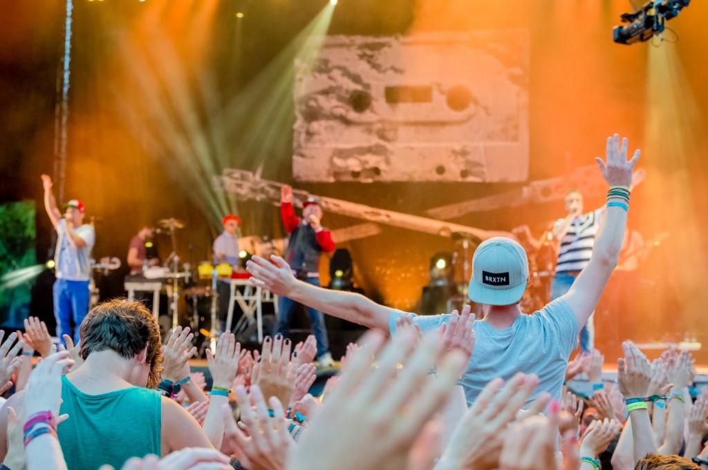 Zwei Tage Party und Spaß wünschen sich die Veranstalter für Juicy Beats 2016 am 29. und 30. Juli 2016 im Westfalenpark Dortmund (Foto: Juicy Beats/H&H photographics)