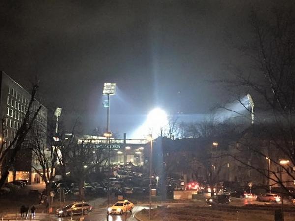 Stadion in Bochum Foto: Stefan Laurin
