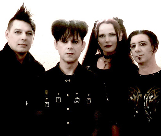 Clan Of Xymox 2014 Pressefoto