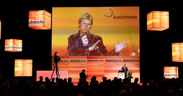 Schulministerin Sylvia Löhrmann Foto: © MSW NRW/Christof Wolff