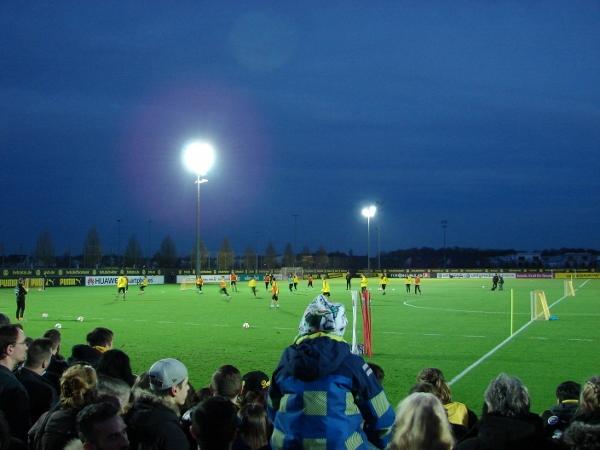 Der BVB beim Training. Foto: Robin Patzwaldt