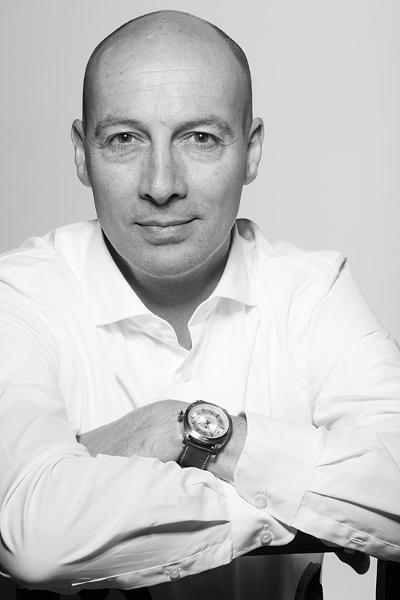 Eishockeyfunktionär und Sportkommentator Marc Hindelang.