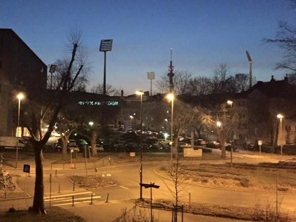 Das Stadion in Bochum. Foto: Stefan Laurin