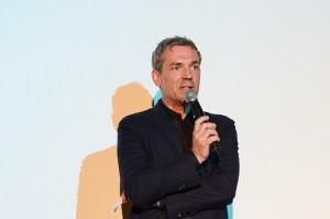 Festivalleiter Lars Henrik Gass. Foto: Kurzfilmtage / Daniel Gasenzer