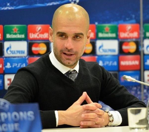 Trotz all der Erfolge ein 'Gescheiterter'?`Pep Guardiola. Quelle Wikipedia, Foto: Football.ua, Lizenz: CC BY-SA 3.0
