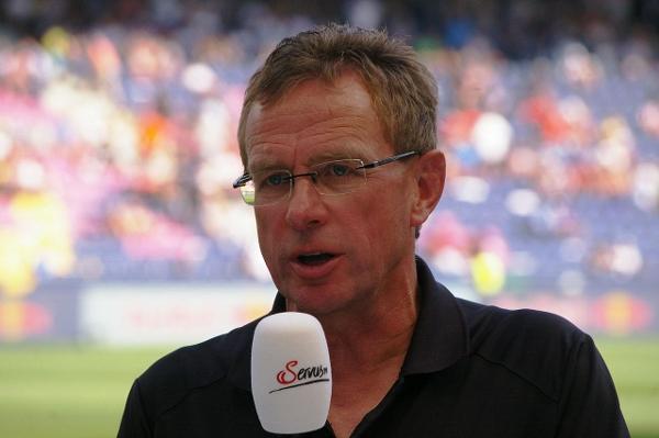 Ralf Ragnick, Sportdirektor von RB Leipzig. Quelle: Wikipedia, Foto: Werner100359, Lizenz: CC-BY-SA 4.0