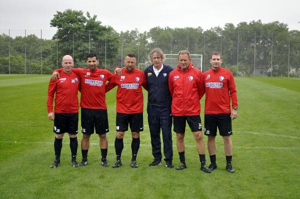 Das neue Trainerteam. Foto: VfL Bochum 1848