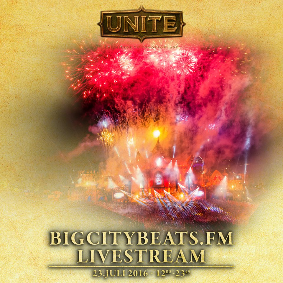 UNITE_MAIN_VISUAL_GERMANY_BigCityBeats.FM Livestream