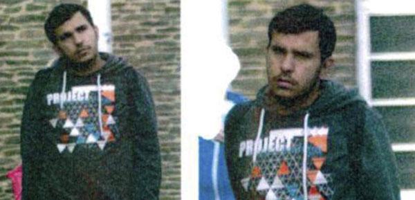 Dschaber al-Bakr Foto: Polizei Sachsen