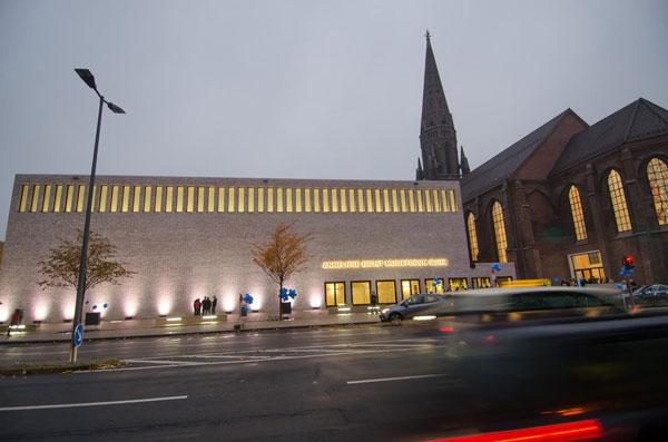 Musikzentrum Bochum Foto: Stadt Bochum