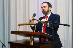 Sergey Lagodinsky fordert, dass Juden als Teil der Gesellschaft ernst genommen werden.