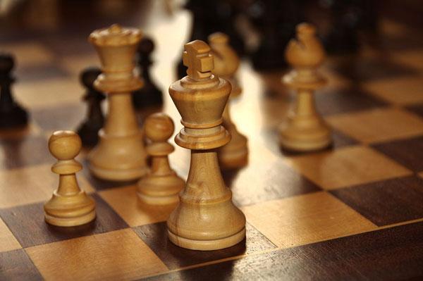 Schachspiel Foto: David Lapetina Lizenz: CC BY-SA 3.0