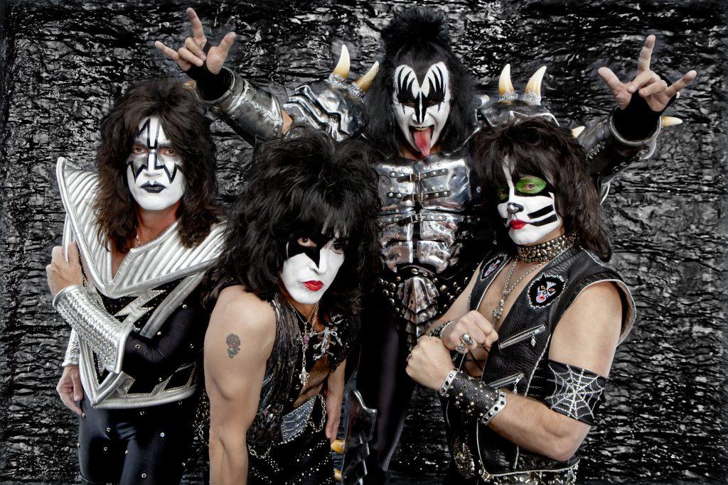 Kiss, Monster // Quelle Universal Music
