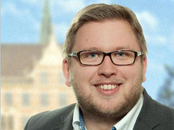 Thomas Purwin Foto: SPD Bocholt