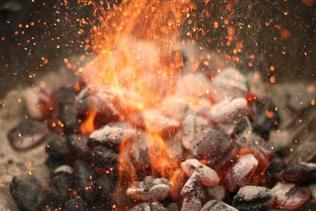 Fire - Photo by Andrew Walton on Unsplash