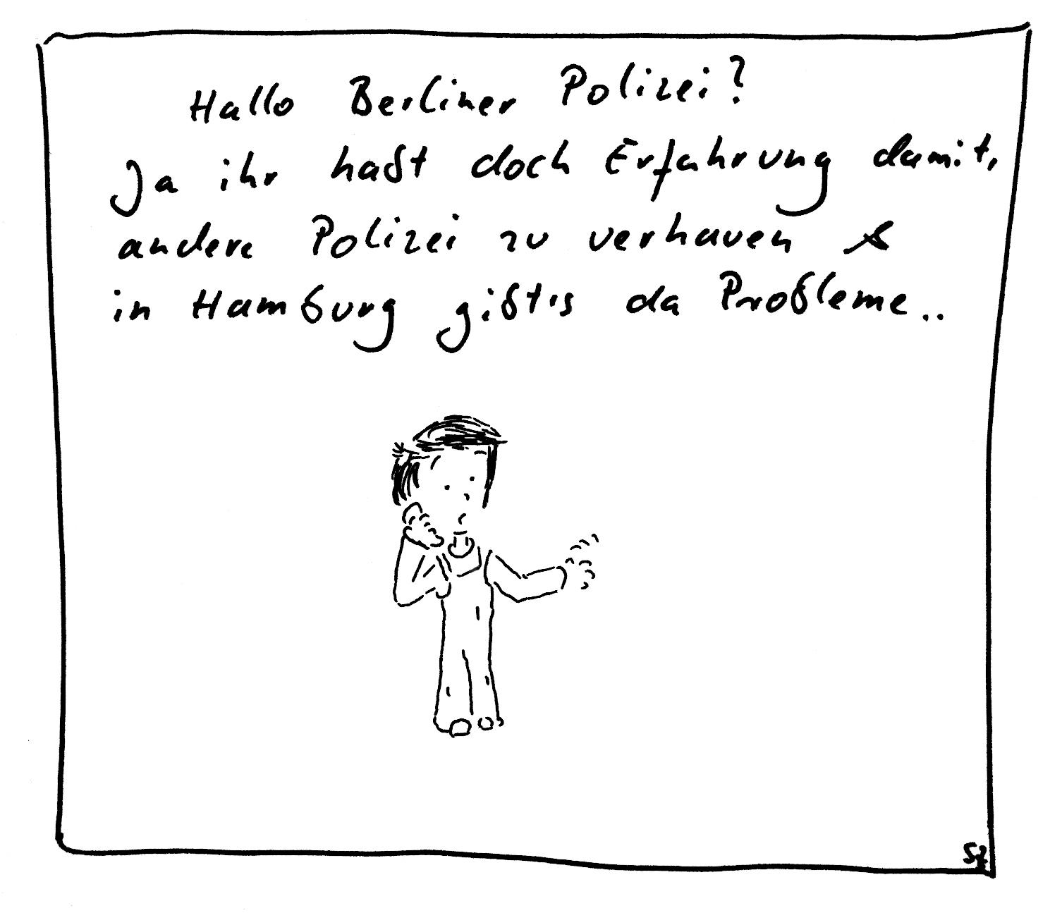 Polizei-weil-Polizei