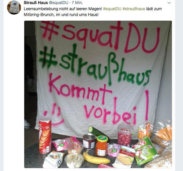 Haus Seeblick Duisburg: Update: Besetztes Haus In Duisburg Geräumt
