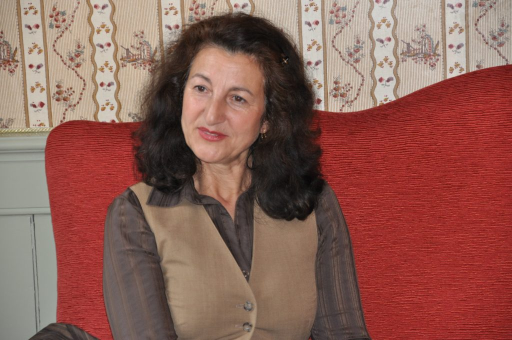 Necla Kelek wird von Lama Kaddor seit 7 Jahren verleumdet