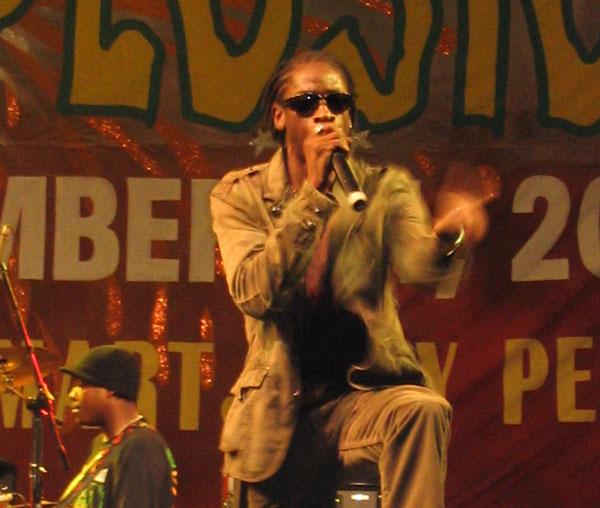 Der große jamaikanische Schwulen