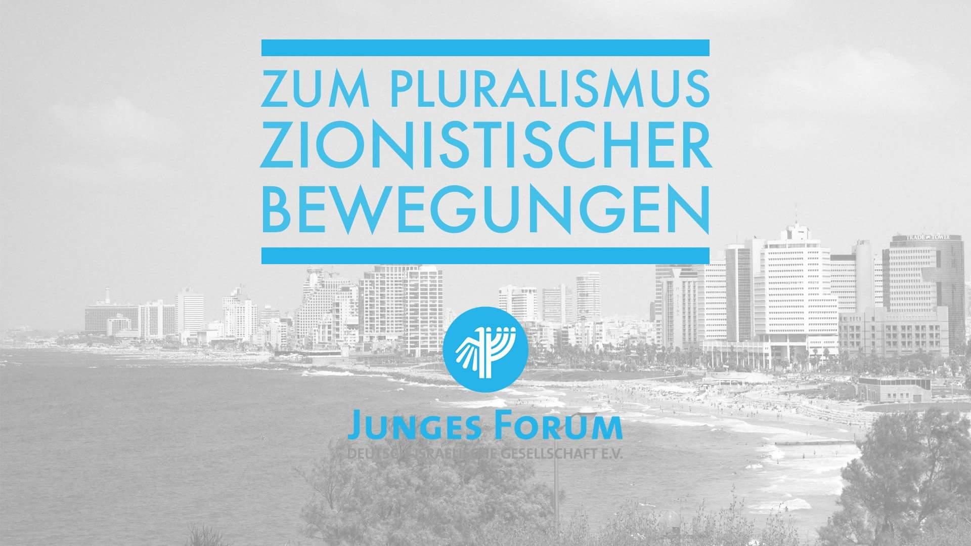 Vortrag in Essen: Zum Pluralismus zionistischer Bewegungen ...