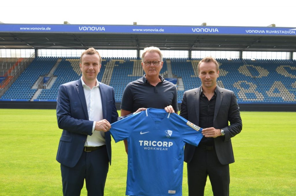 The modern primary sponsor of VfL Bochum 1848 is 'Tricorp'