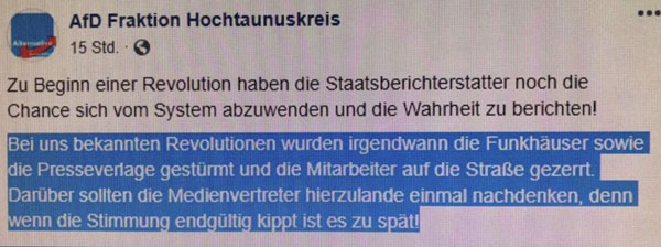 Hey Afd Fraktion Hochtaunuskreis Wir Warten Ruhrbarone