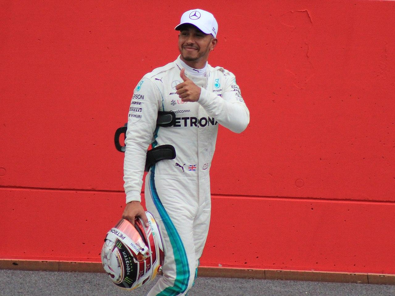 Lewis Hamilton. Foto: Lukas Raich. CC BY-SA 4.0