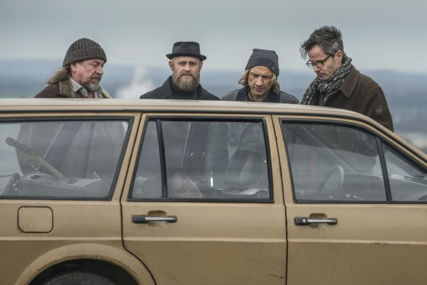 Die Passat-Gang in der Midlife-Crisis / Foto: Universum Film