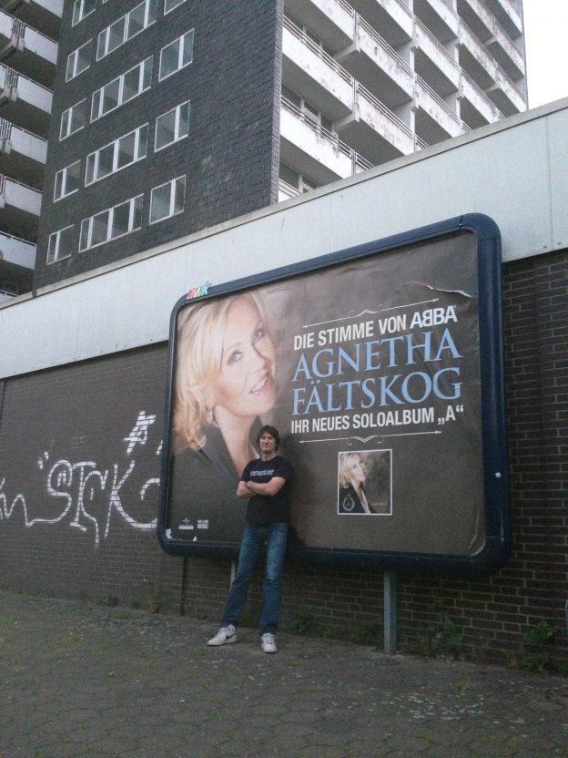 Alex Schwers - einer der nettesten Musiker aus dem Ruhrgebiet / Foto: Mirja Nicolussi