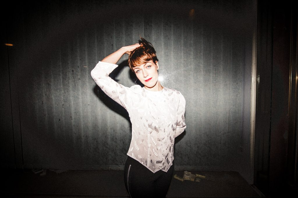Charlotte Brandi: Sängerin mit viel Charisma /Bild: Maxim Abrossimow