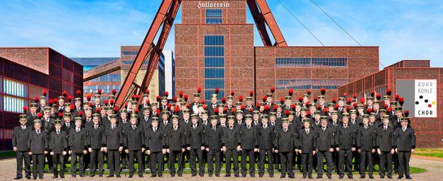 Der Ruhrkohle Chor / Foto: E. Reinsch