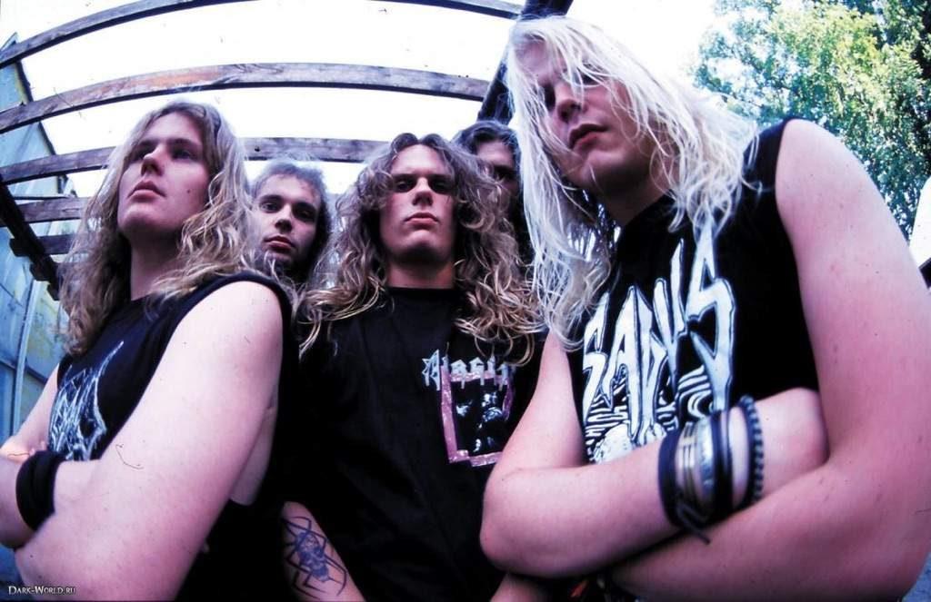 Morgoth - in den 90ern eine große Nummer