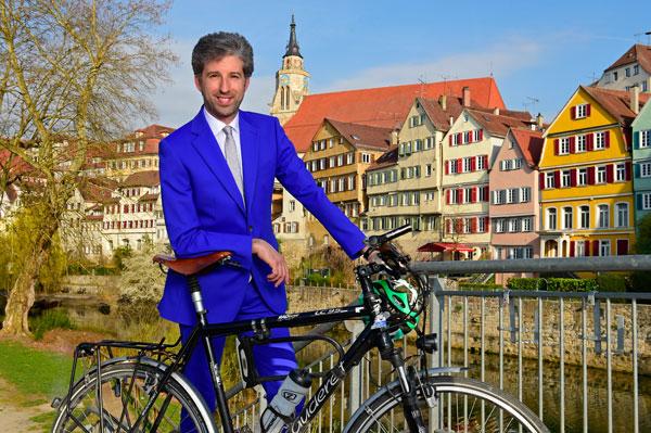 Boris Palmer, Tübingens grüner OB