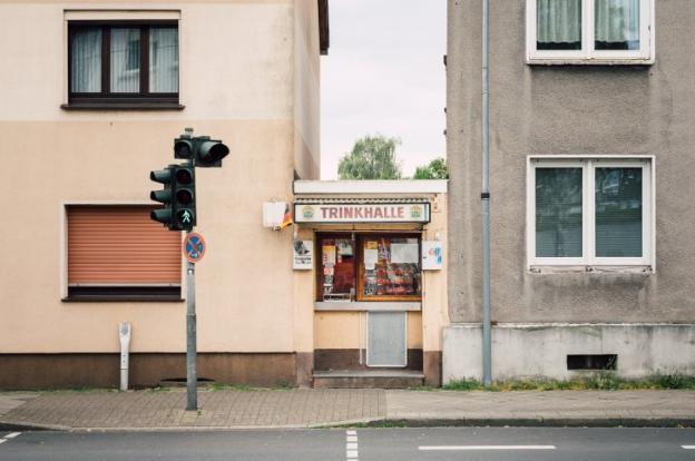 Der Treffpunkt für die ganze Straße: natürlich hier / Foto: Reinaldo Coddou