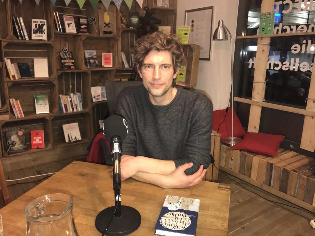 "Sascha Pranschke, Autor von ""Am Ende der Welt liegt Duisburg am Meer"""