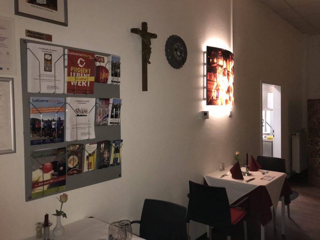 Restaurant Sham: Syrisch-deutsche Küche in Neumühl; Foto: Peter Ansmann