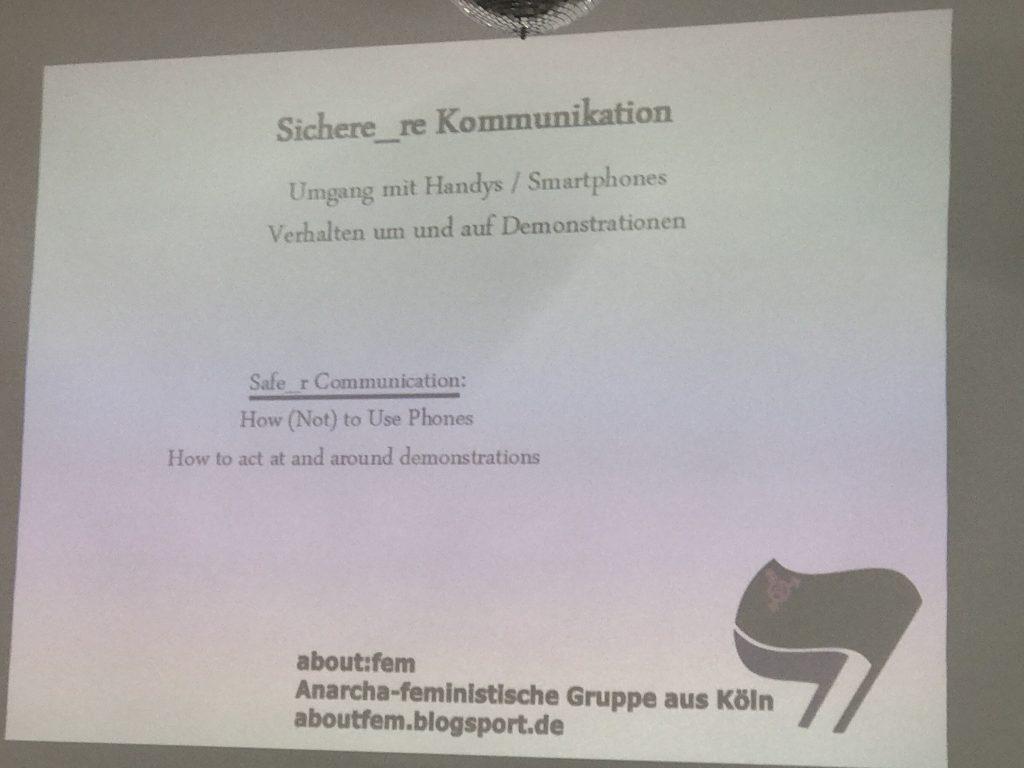 Kommunikatives Handwerkszeug: Beim Umgang mit Nazis nicht verkehrt; Foto: Peter Ansmann